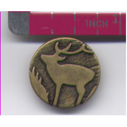 Elk Button